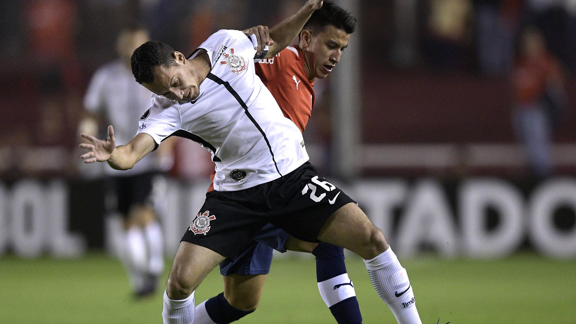 Independiente, obligado a sumar en su visita a Corinthians (AFP)