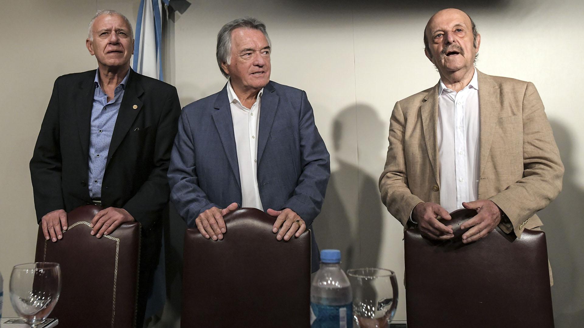 Luis Barrionuevo, el interventor del PJ designado por la jueza federal María Servini
