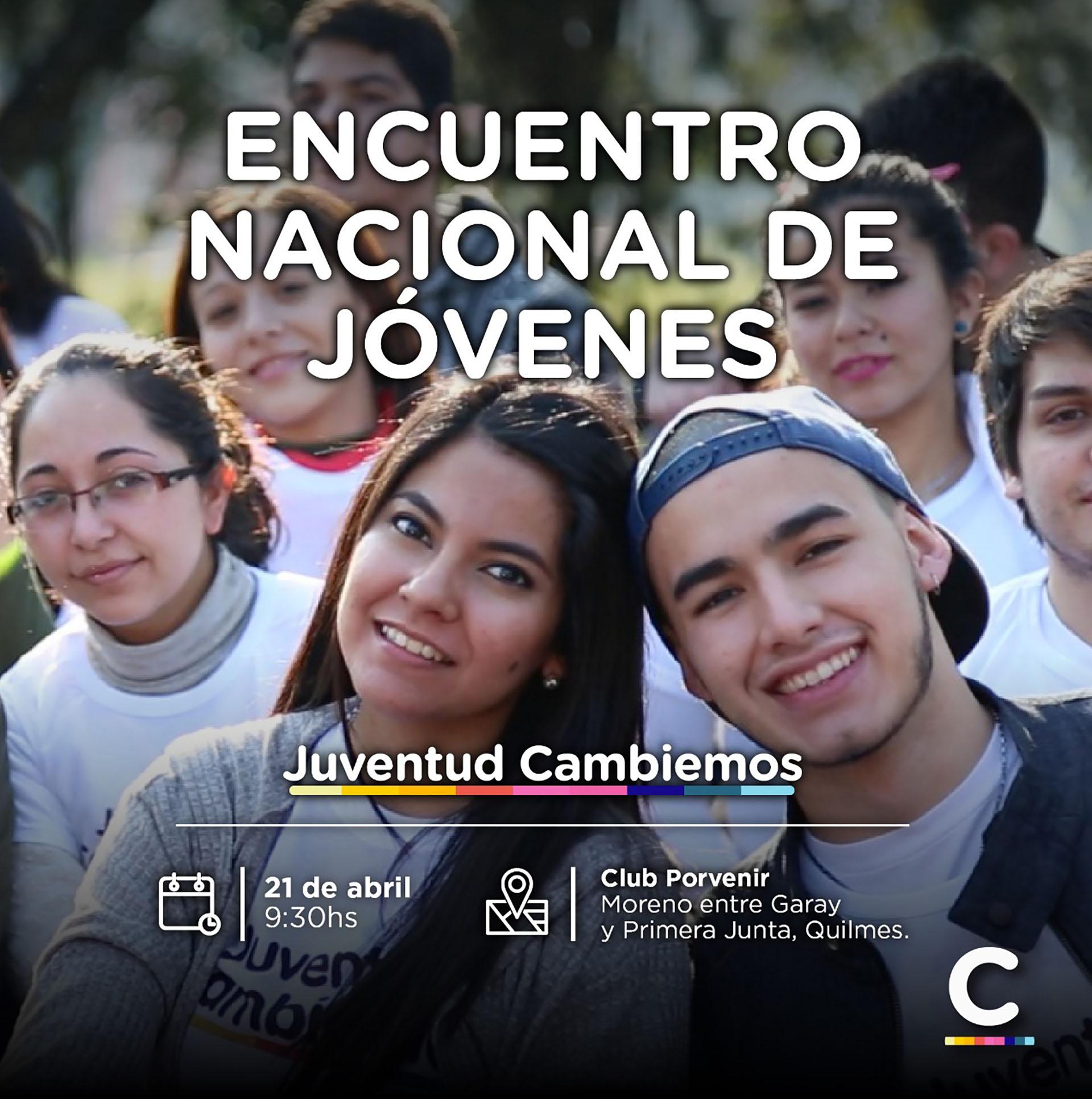 Encuentro Nacional Juventud Cambiemos