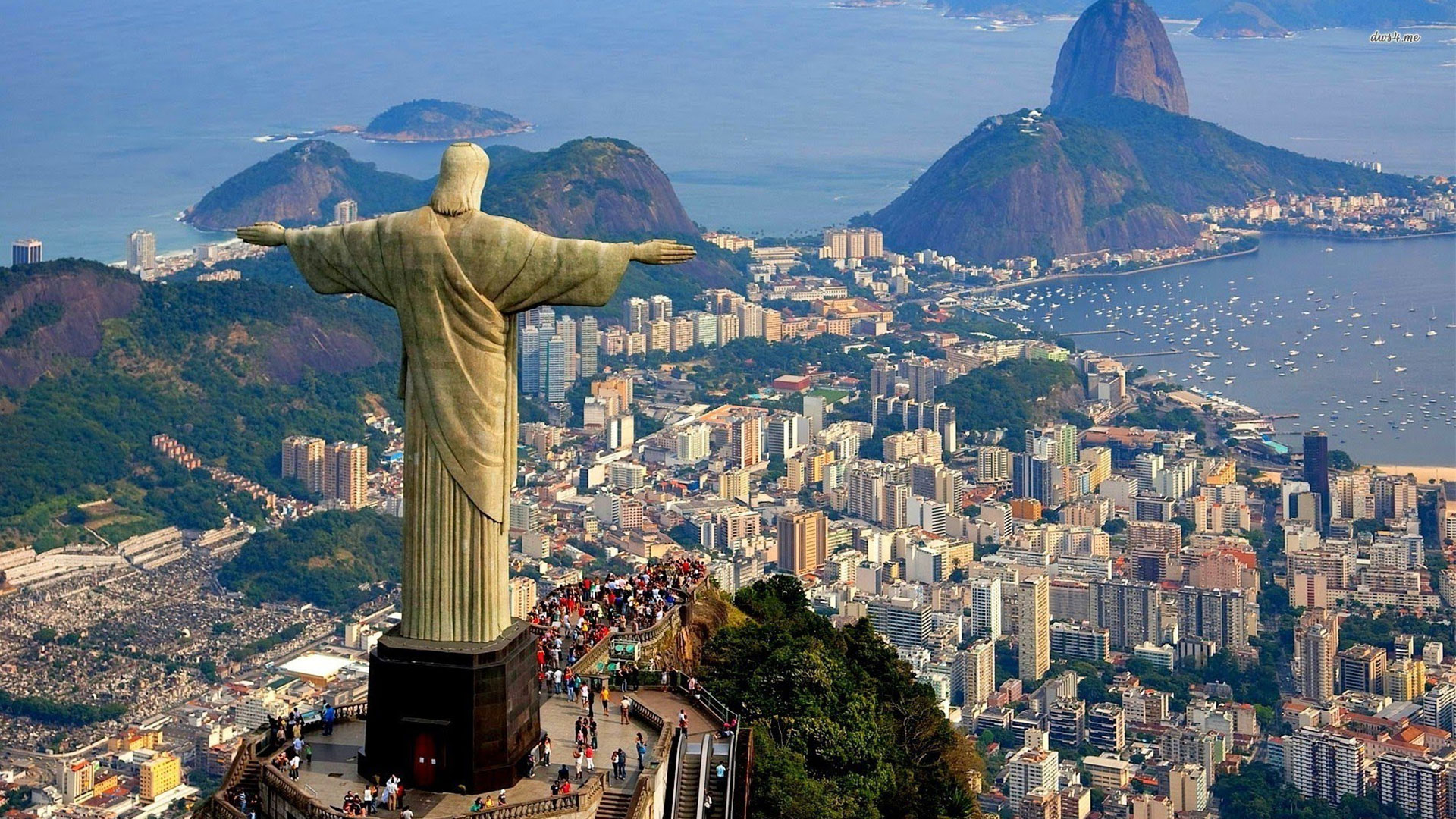 Brasil resiste mejor que otros países vecinos a la ausencia de turistas argentinos
