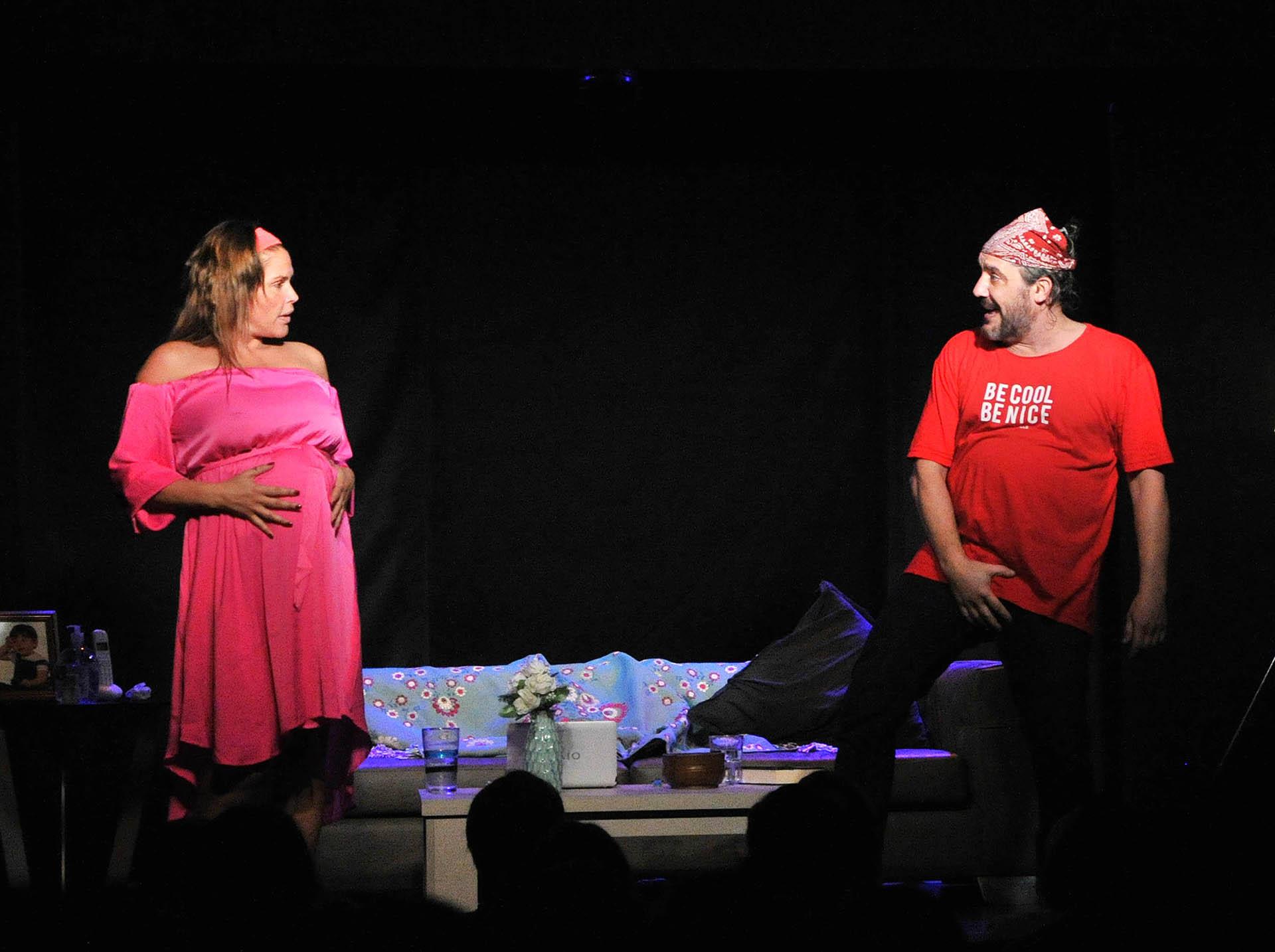 El espectáculo cuenta con la dirección de Valeria Ambrosio