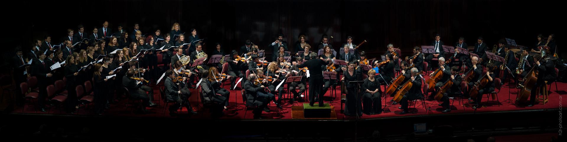 Orquesta Sinfónica de la Universidad del Salvador