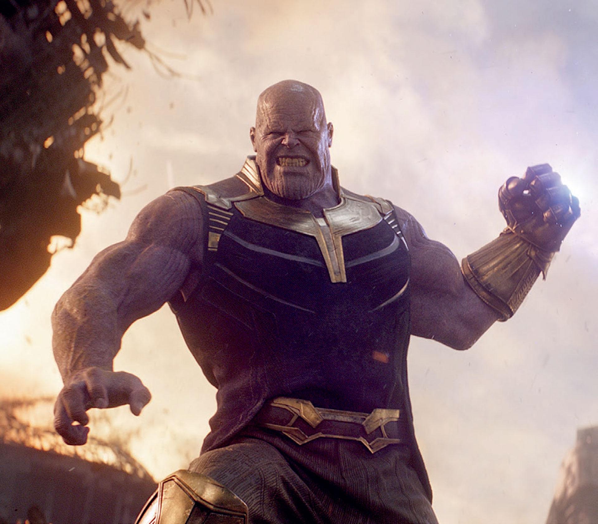 Thanos, el Señor Oscuro, es el villano que aterroriza desde la pantalla grande. El californiano Josh Brolin (50) volverá a ponerse en la piel del temible personaje.