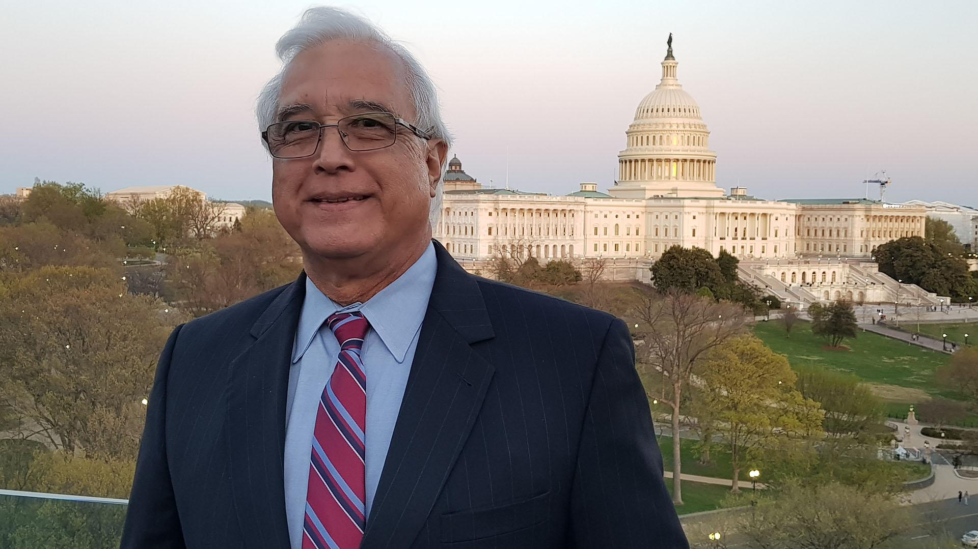 Edward Prado,el embajador de Estados Unidos en la Argentina que llegó hoy