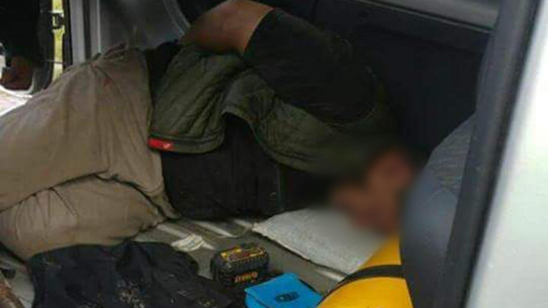 Un gendarme herido y un delincuente muerto