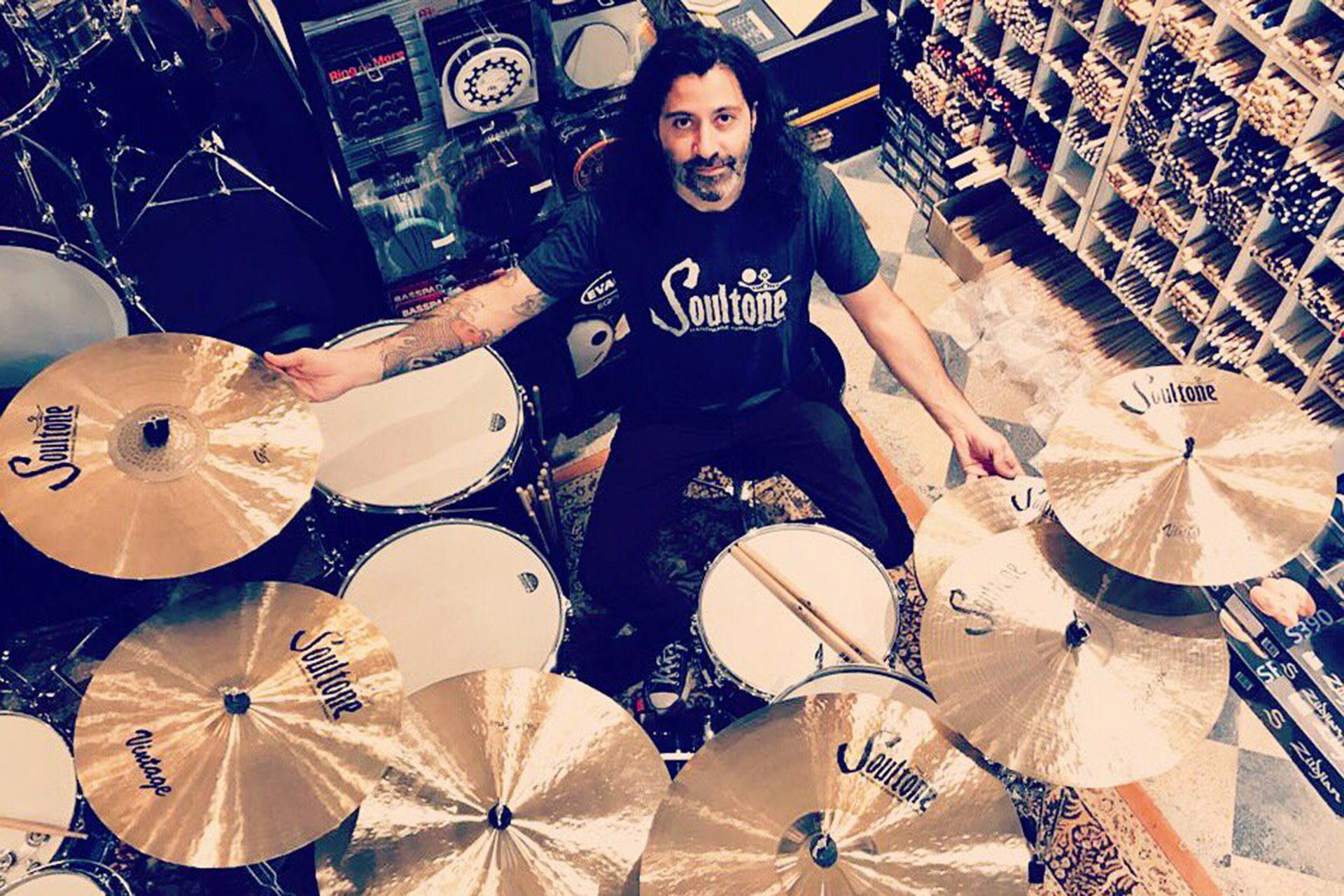 Franco Salvador (Foto: @PezdeBsAs)