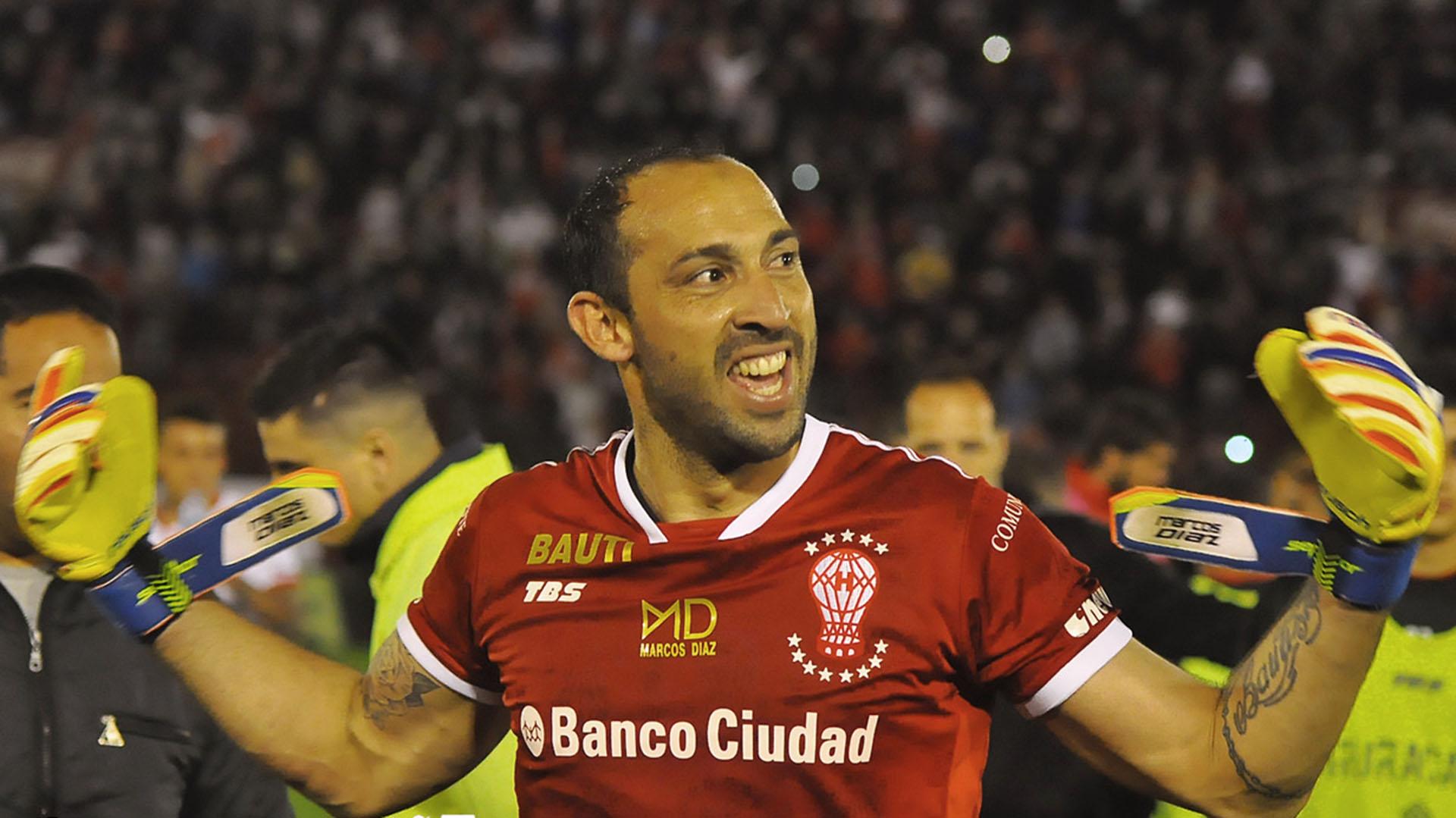 """""""La importancia que se le está dando ex media exagerada"""", afirmó Díaz sobre Armani"""