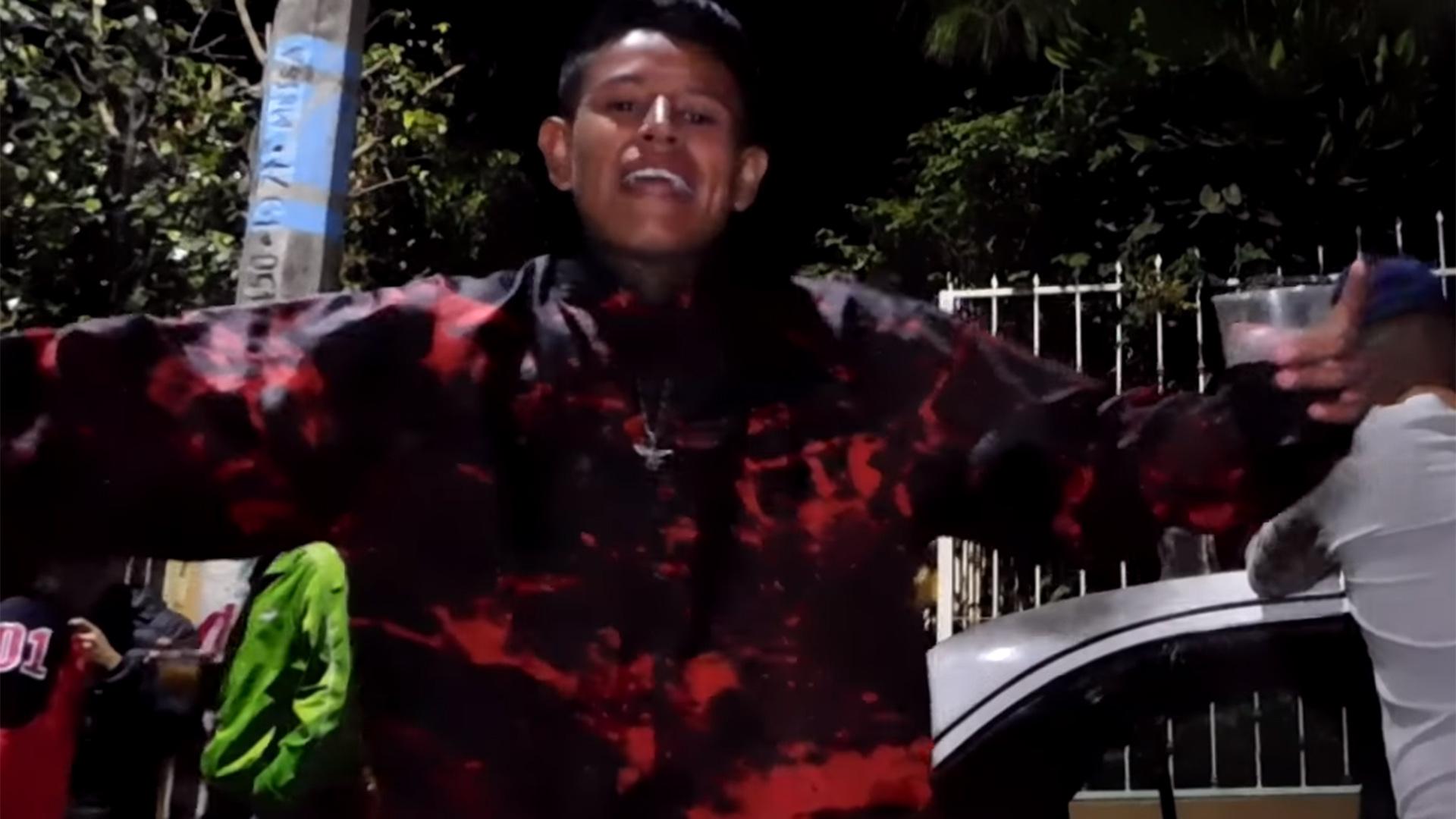 El rapero que disolvió a los estudiantes de cine ya había participado en otro homicidio.
