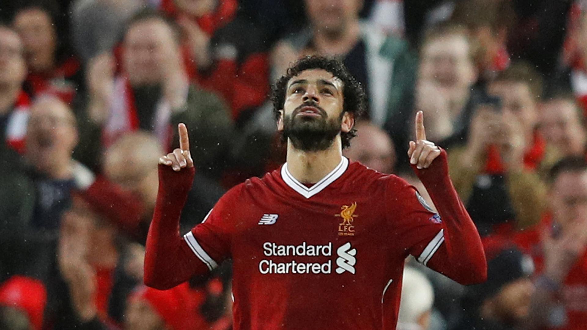 Mohamed Salah (Reuters)