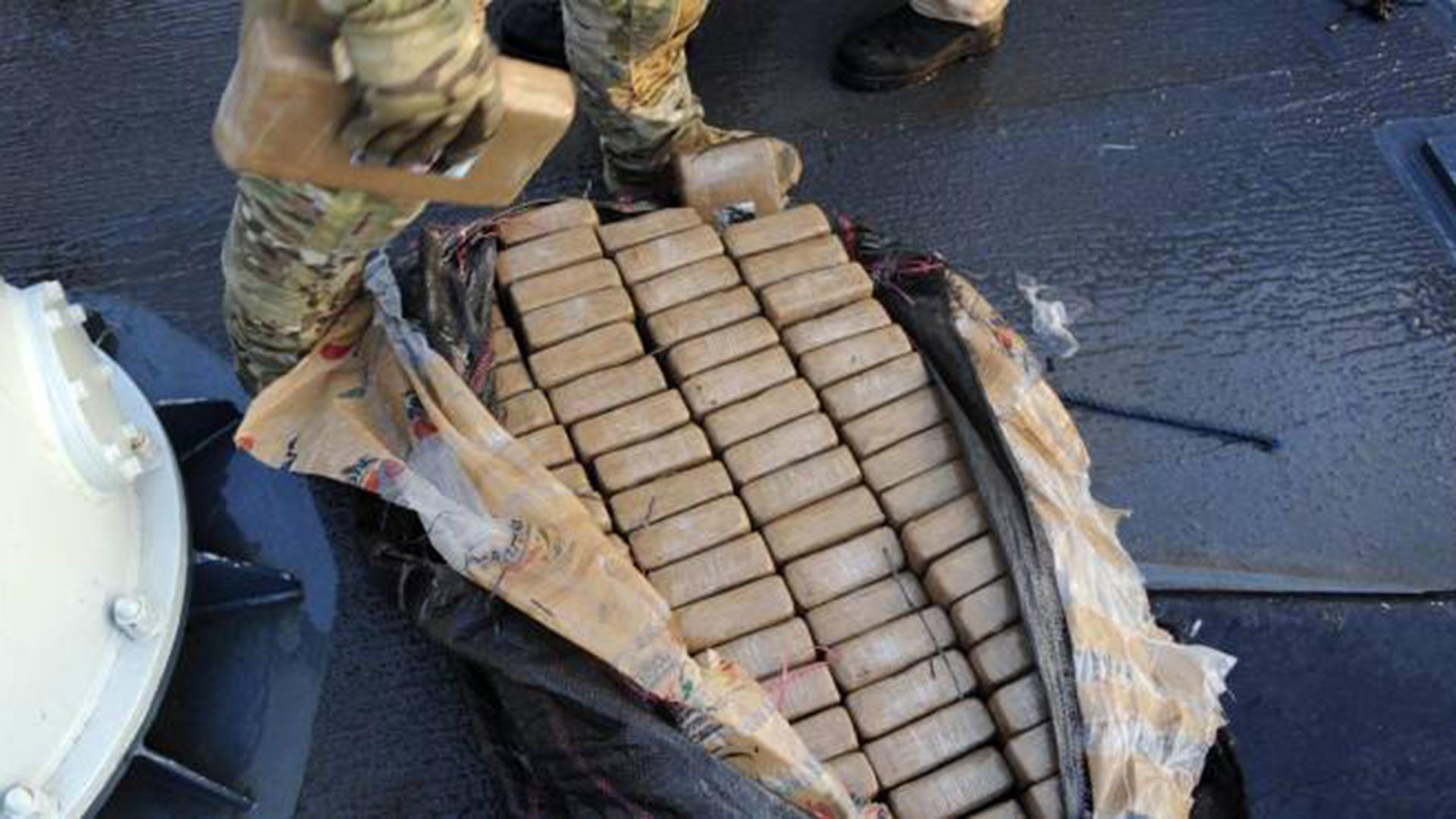 Estados Unidos decomisó 12 toneladas de drogas valoradas en 390 millones de  dólares - Infobae