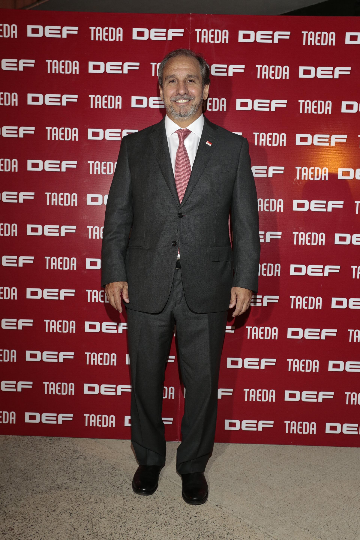 Nicolás Caputo, cónsul general de Singapur en la Argentina