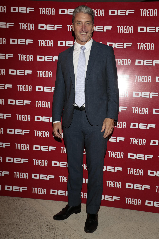 """El presidente de la Fundación DAR, José """"Pepe"""" Scioli"""