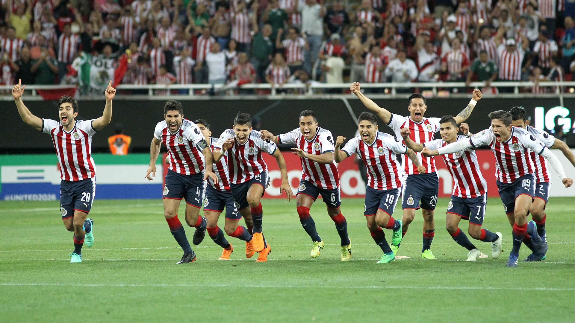 Guadalajara ganó 4-2 en los penales y volvió a ser campeón tras 56 años (Foto: AFP)
