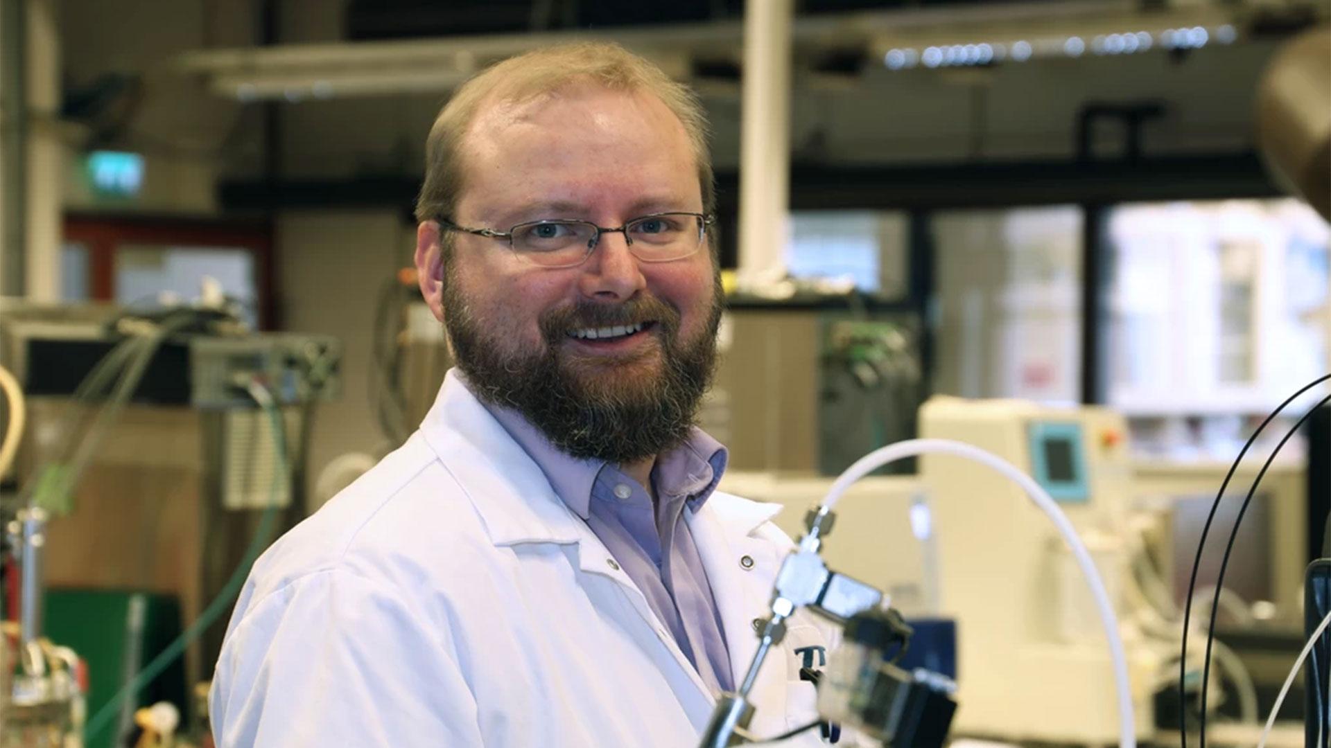 Juha-Pekka Pitkänen es científico e investigador principal del Centro técnico de investigaciones de Finlandia