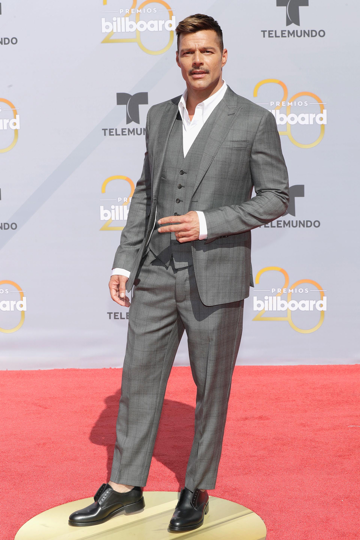 Ricky Martin (Foto: Isaac Brekken/Getty Images/AFP)