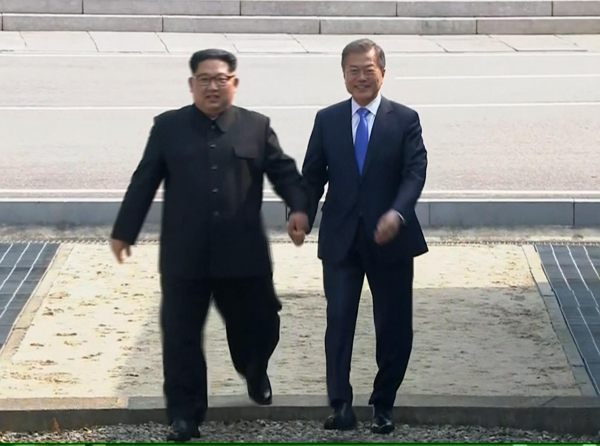 (Korea Broadcasting System via AP)