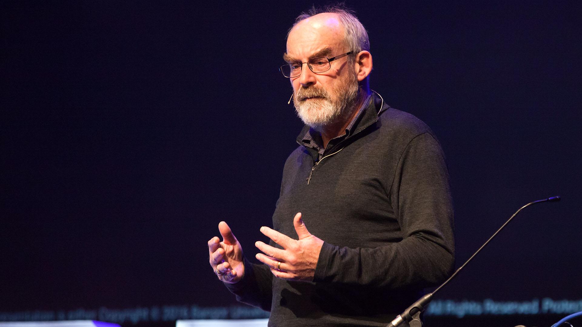 Dave Snowden es filósofo, especialista en gestión del conocimiento y creador del sistema Cynefin