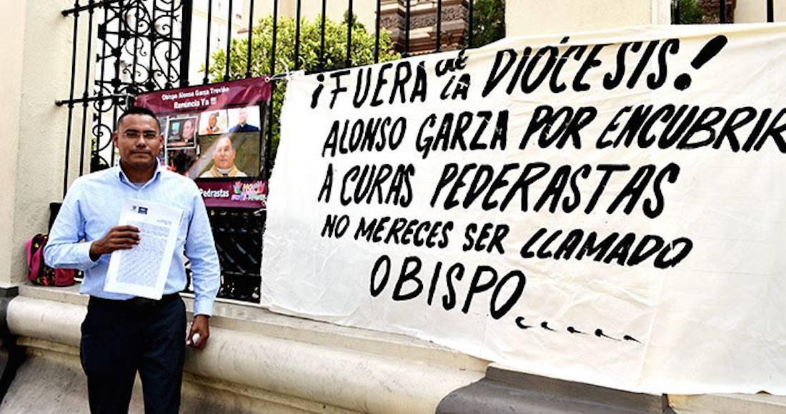 Ignacio Martínez ha sido cuestionado por su acusaciones contra la diócesis de Saltillo que encabeza el obispo Raúl Vera.