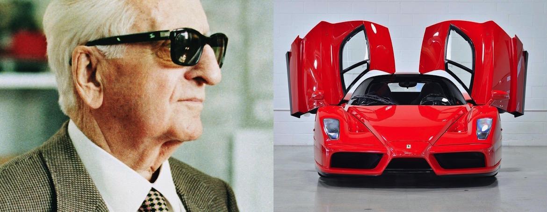 """El espectacular bólido """"Enzo Ferrari"""" fue creado para honrar a la leyenda detrás de una de las marcas más valiosas del mundo"""
