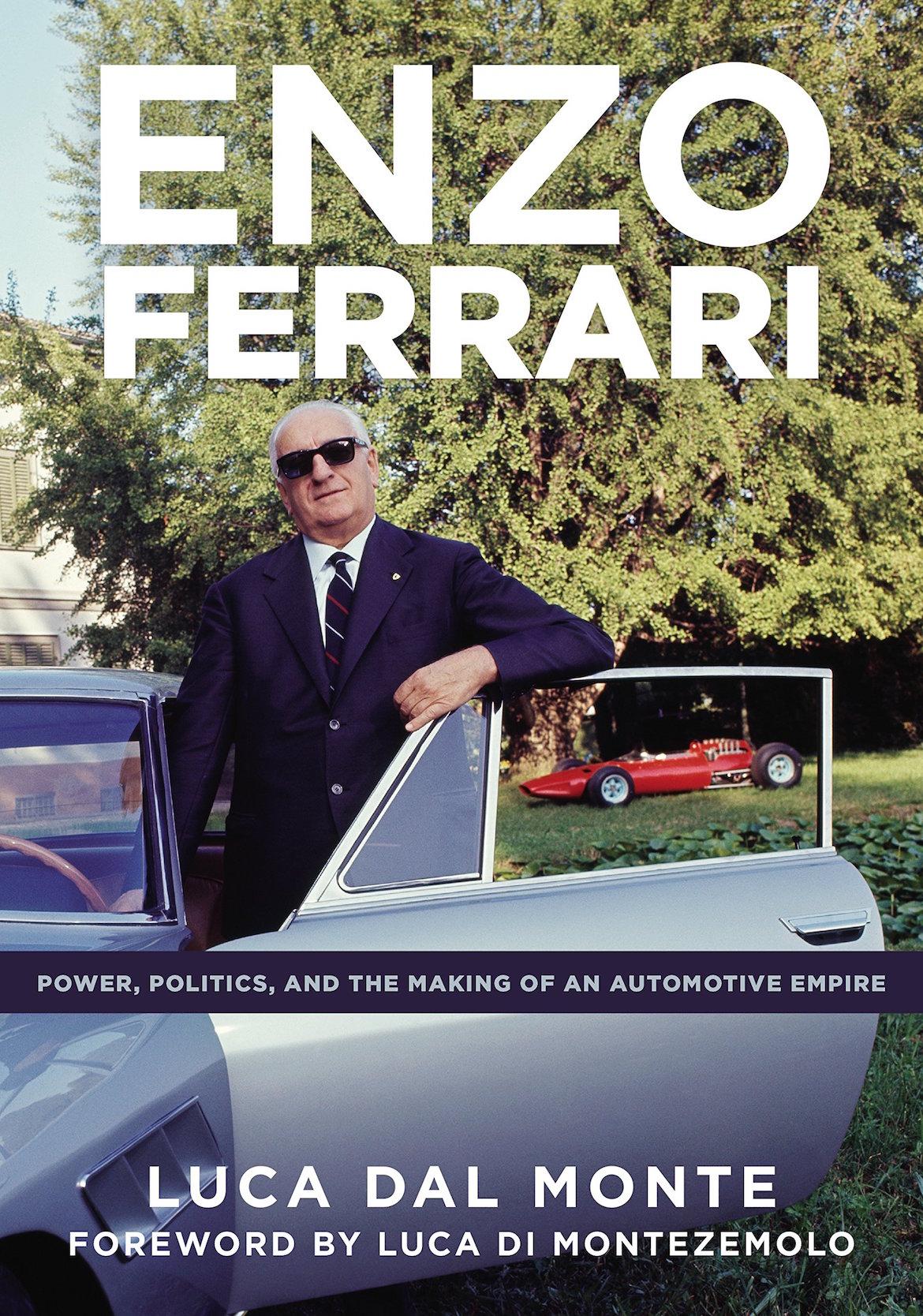 """Titulado """"Enzo Ferrari: Poder, Política y la Construcción de un Imperio Automovilístico"""", el libro explora la vida y obra del hombre detrás de la firma del """"Cavallino Rampante"""""""