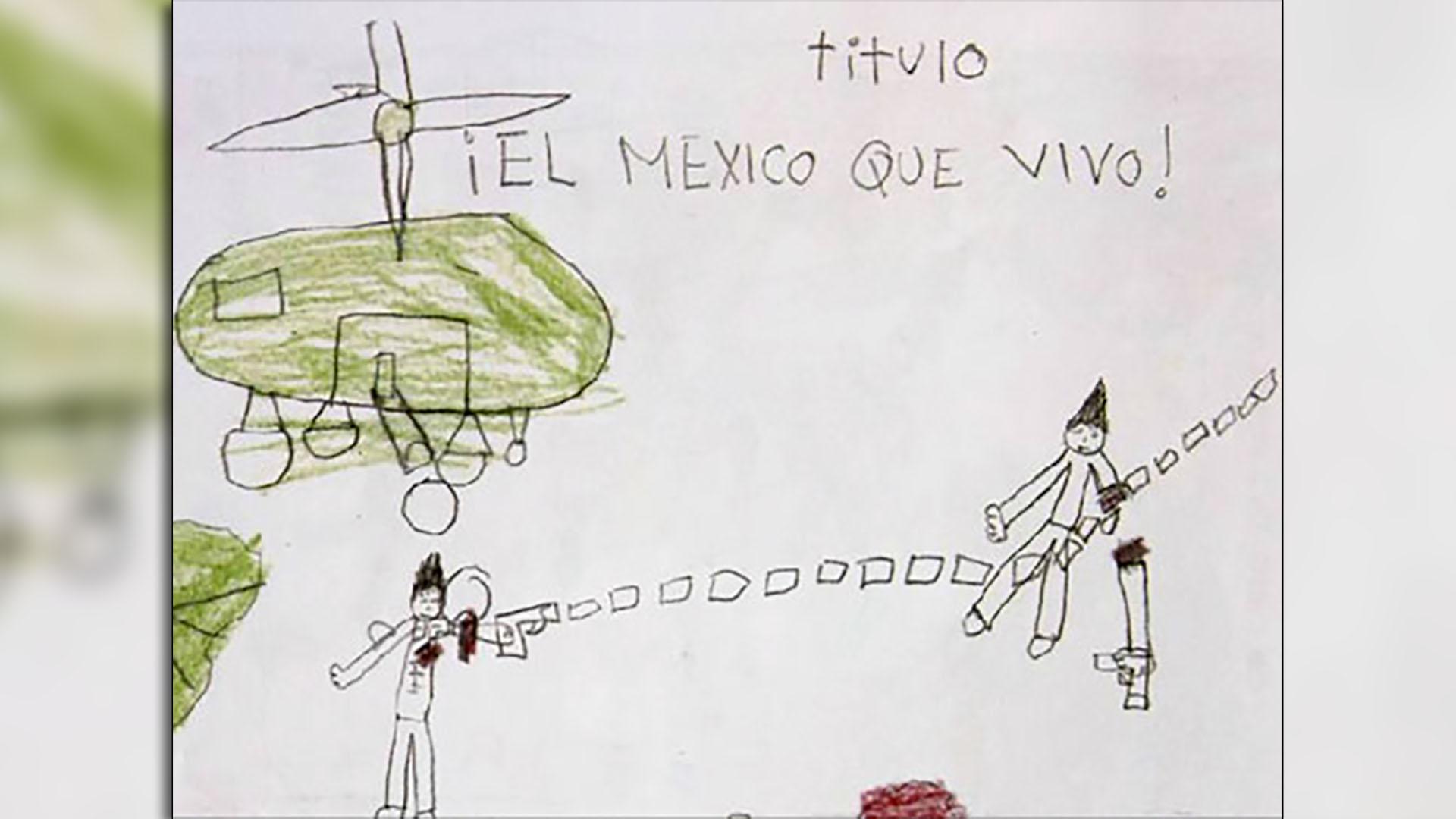 Niño droga a su madrastra dibujos porno Sicarios Halcones Traficantes Autodefensas Los Ninos Mexicanos Que La Violencia Del Narco Se Trago Infobae