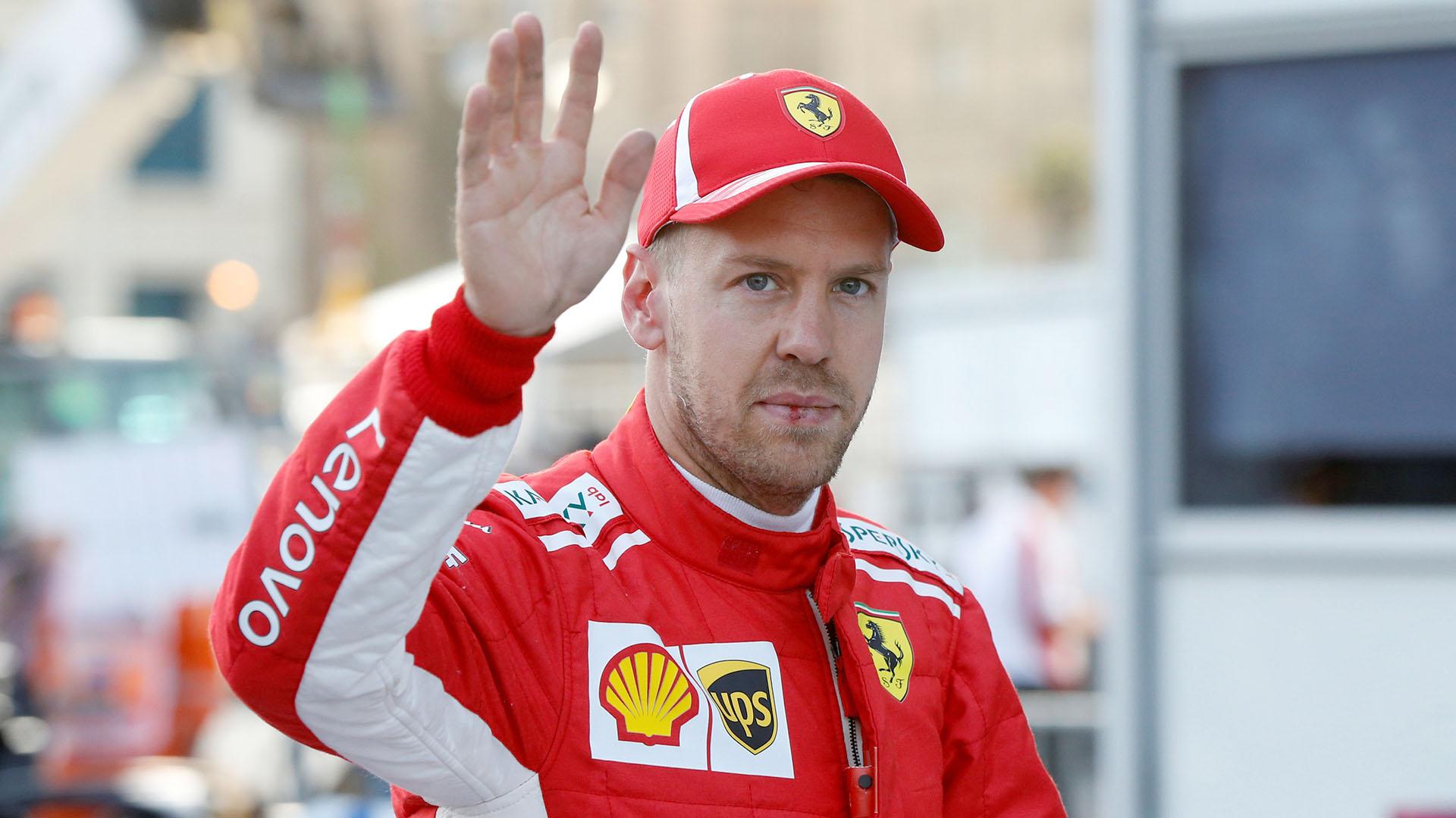 Sebastian Vettel (Ferrari), USD 39,470millones (Reuters)