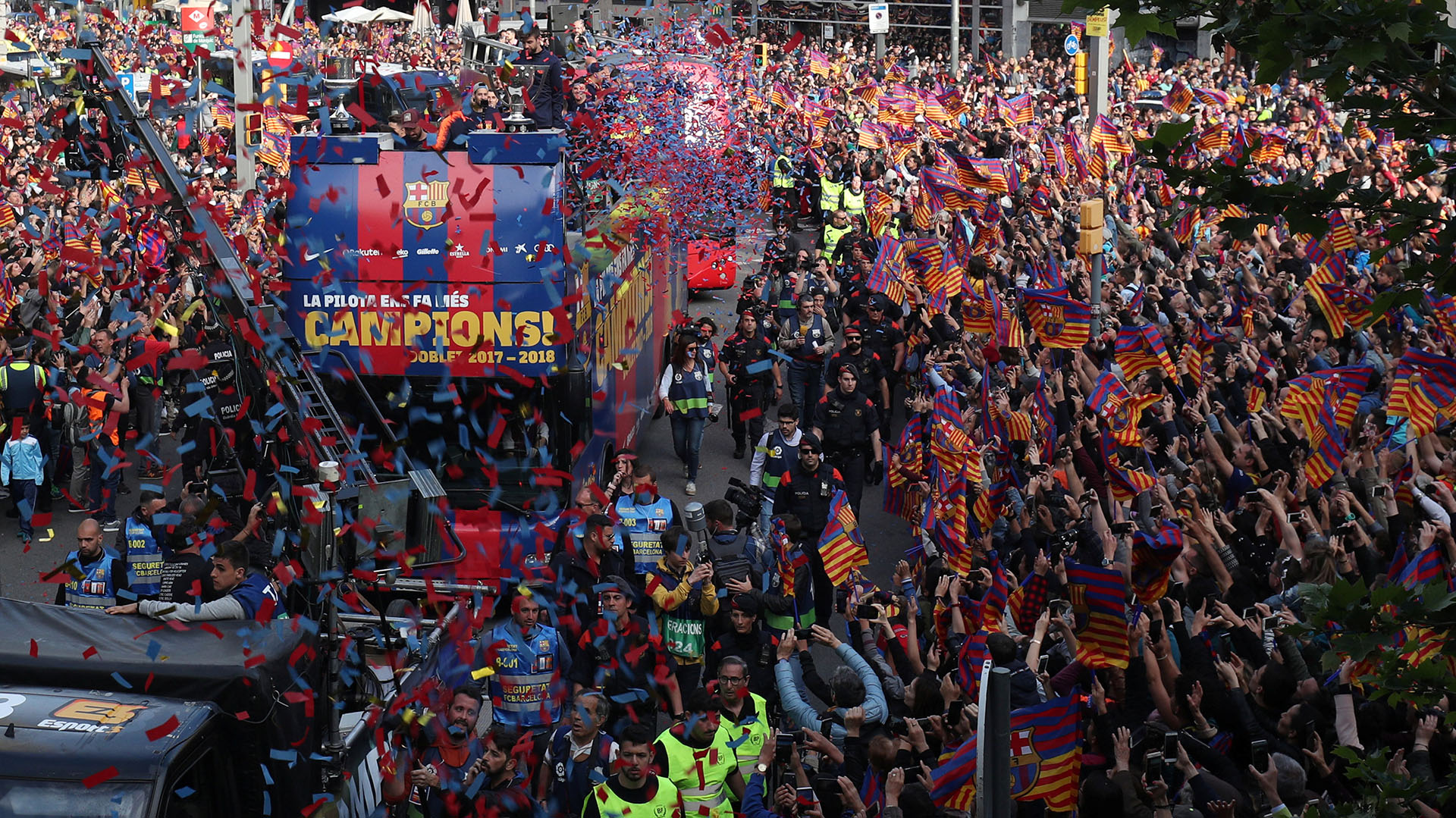 Este domingo, el Barcelona deberá jugar el clásico ante el Real Madrid