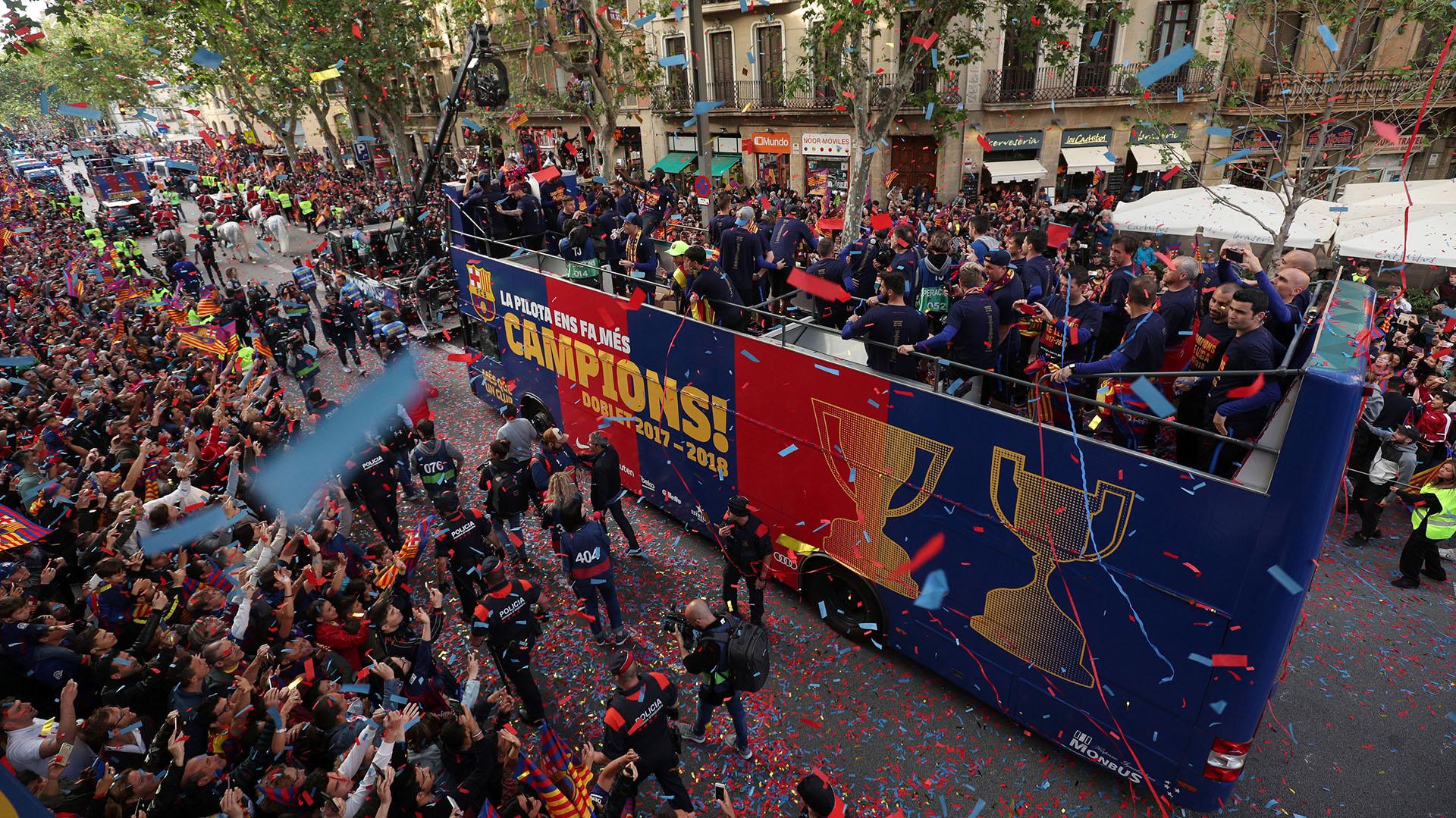La Supercopa de España la perdió ante el Real Madrid