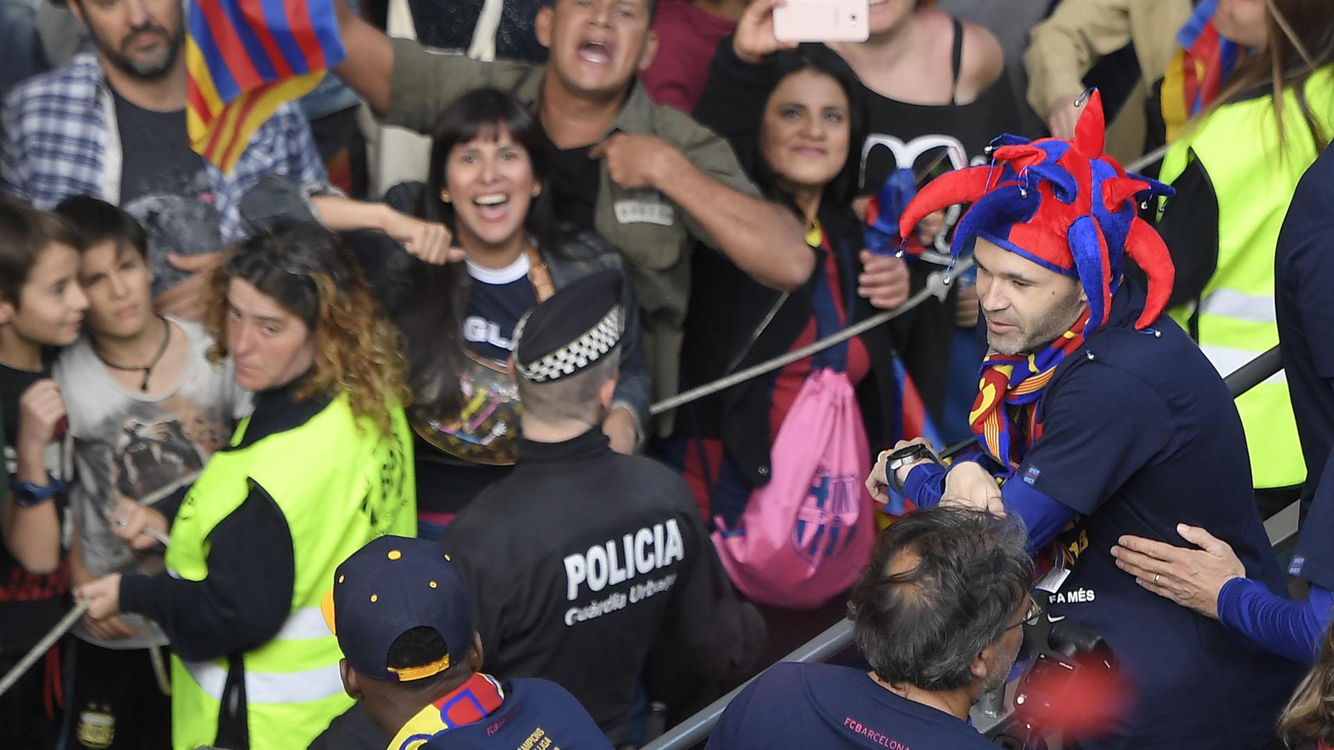 En caso de que no pierda ninguno de estos compromisos, el Barcelona se coronará como campeón invicto