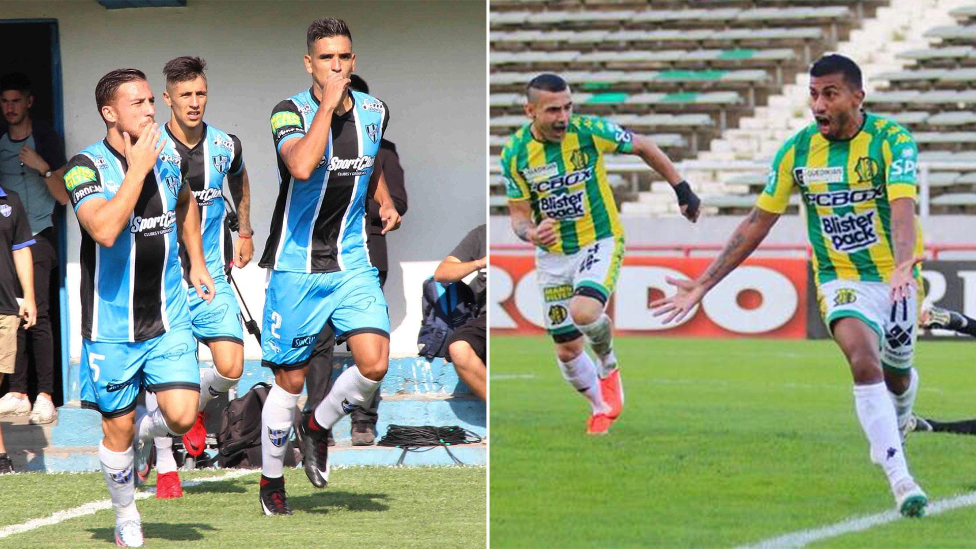 Almagro y Aldosivi deberán jugar una final por el ascenso directo a la Primera División