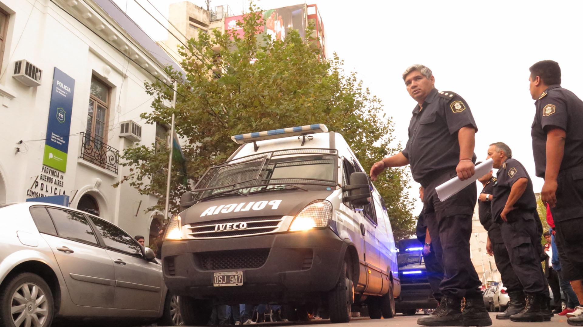 Cuatro nuevas detenciones por el ataque a la Comisaría de San Justo