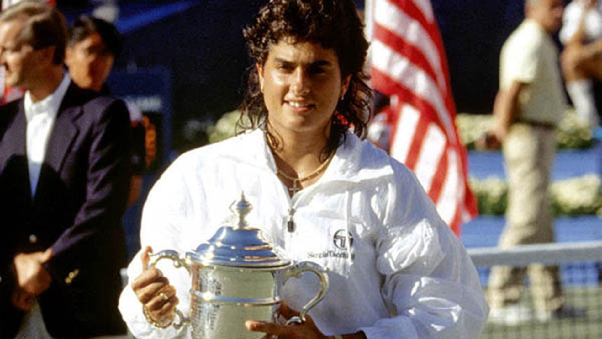 Sabatini fue 3 del mundo en 1989