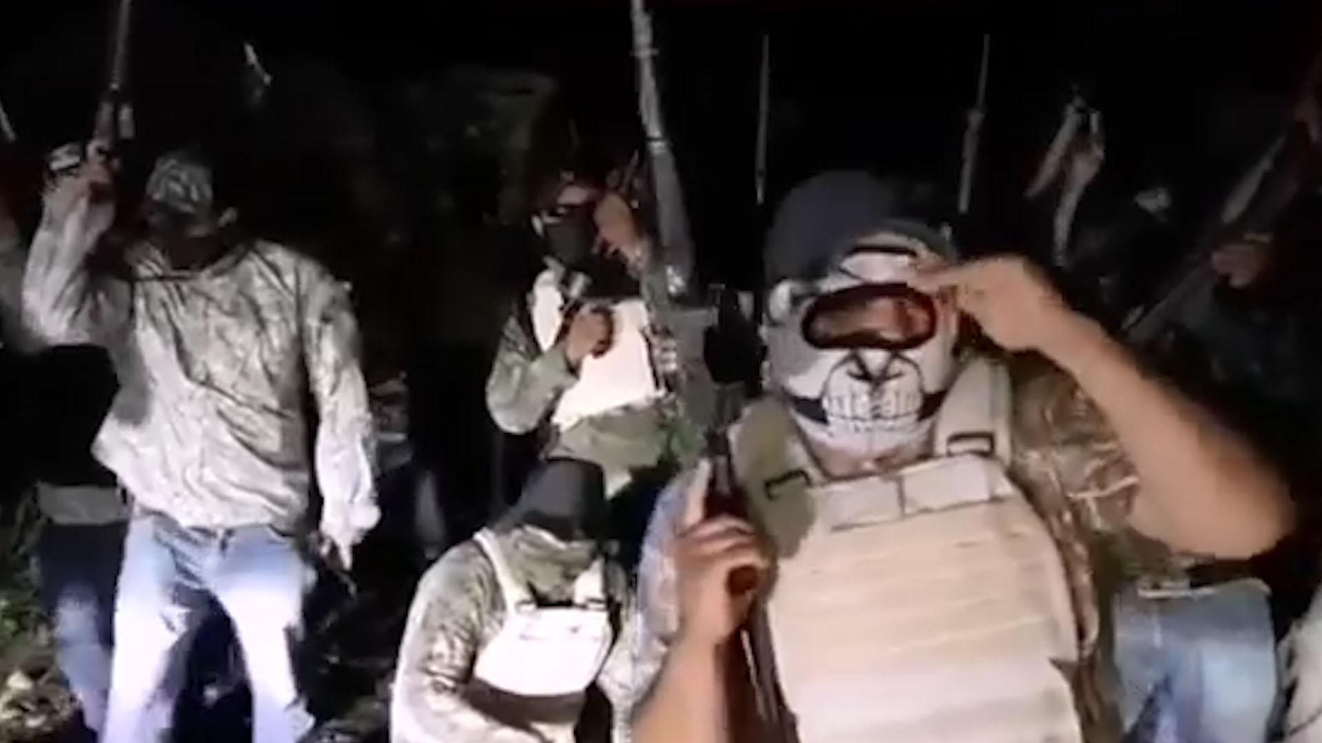 Carteles mexicanos como Jalisco Nueva Generación usan como brazo armado en Colombia grupos ilegales como las disidencias de las FARC y el Clan del Golfo.