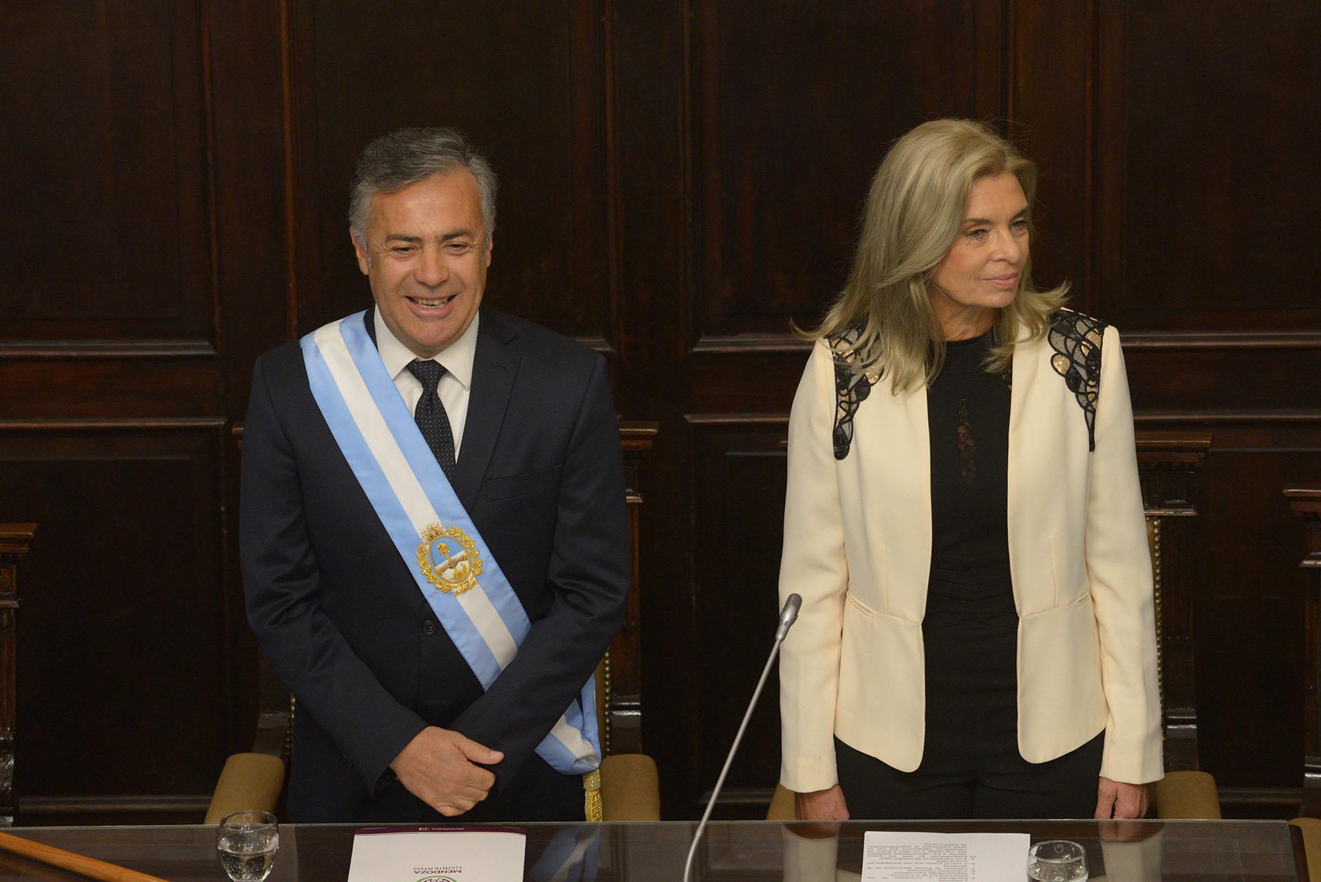 (Prensa de Gobierno de Mendoza)