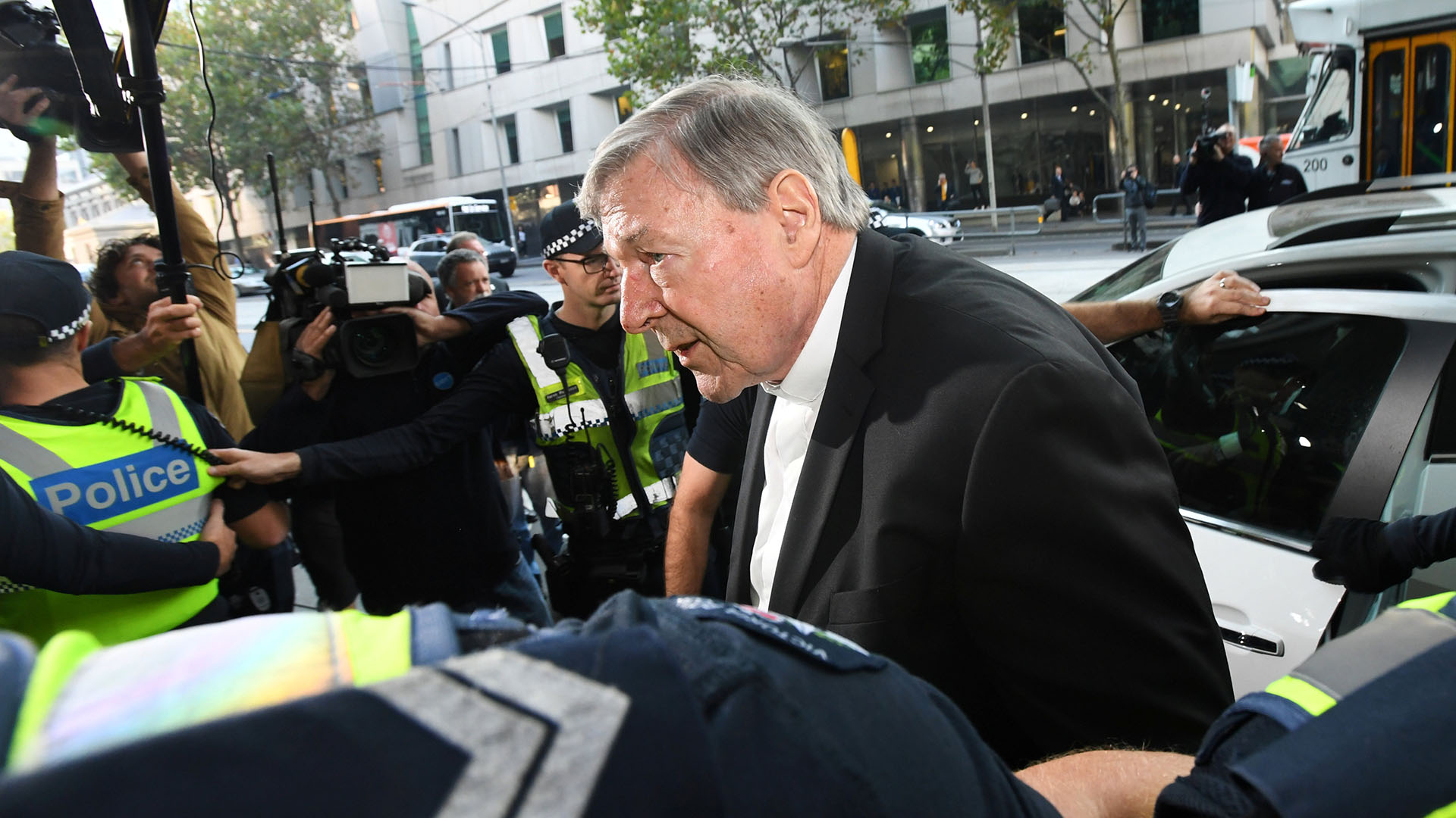 George Pell (REUTERS)