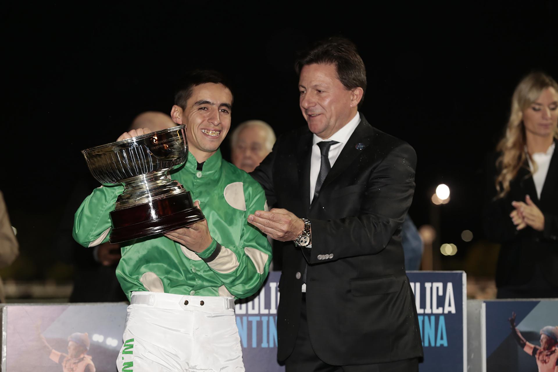 El ganador de la Copa Caballo Argentino