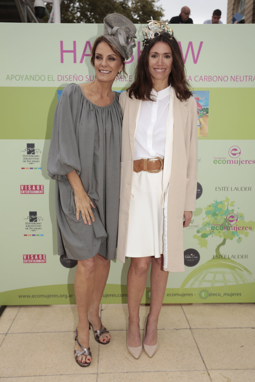 Nequi Galotti y Verónica Quintana