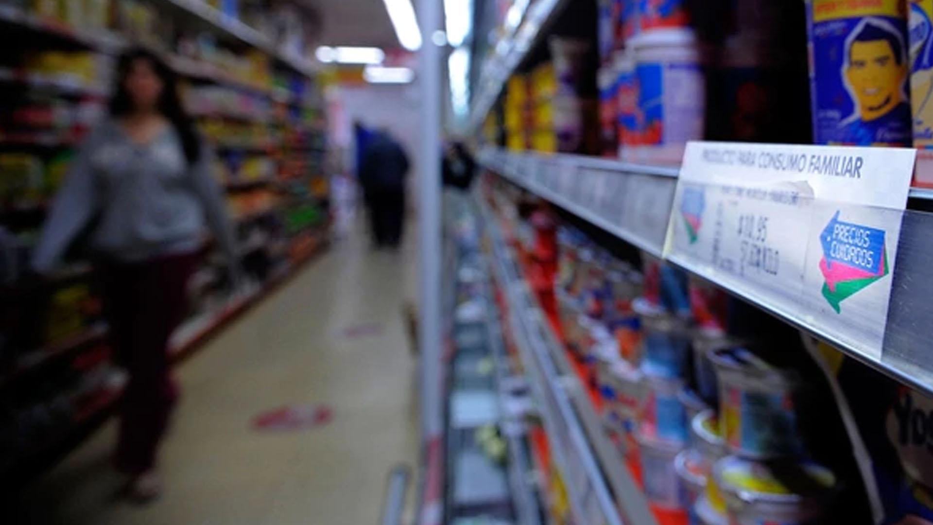 """Los 60 productos dentro de """"Precios cuidados"""" tendrán precio fijo por 6 meses"""
