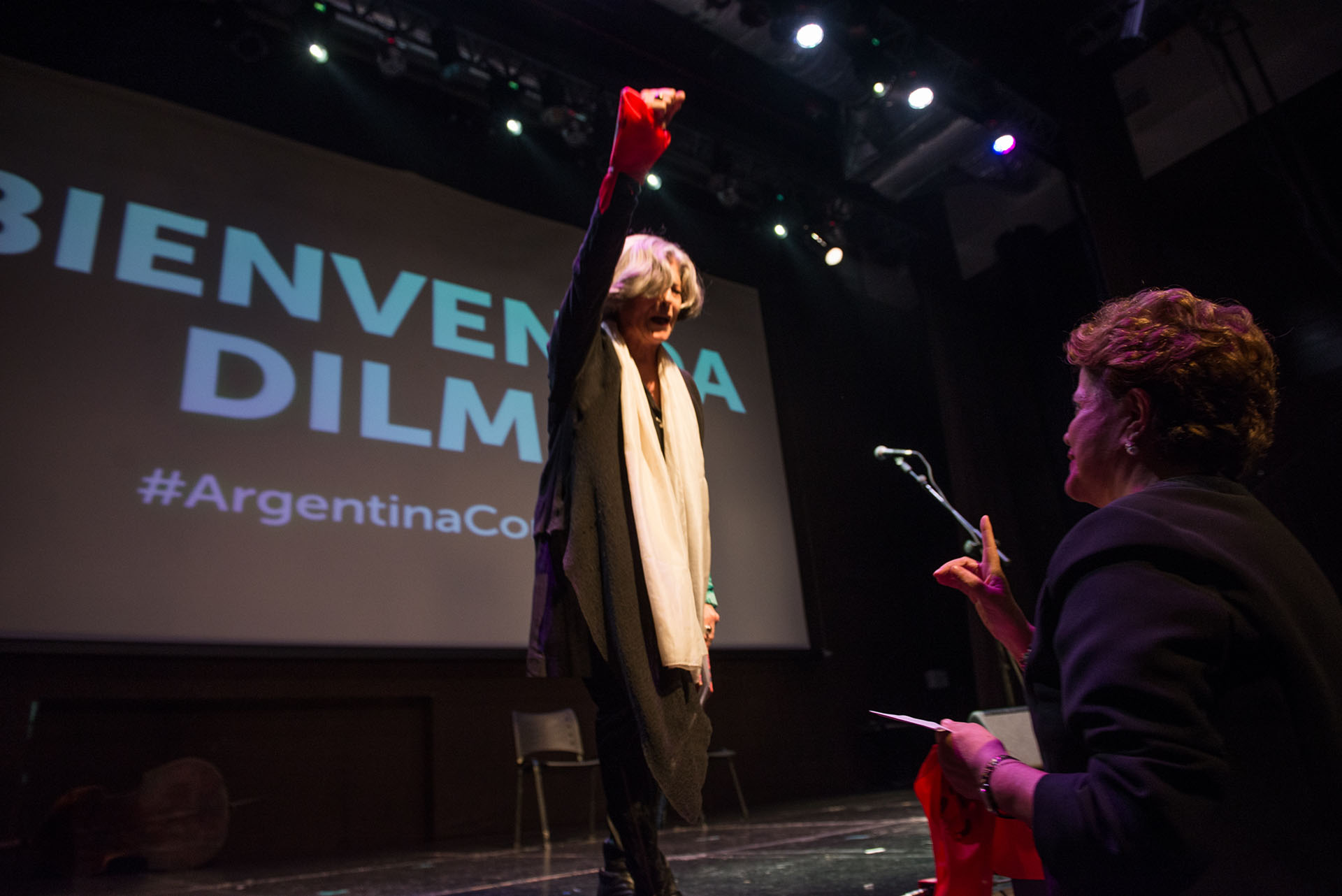 La actriz y directora Cristina Benegas