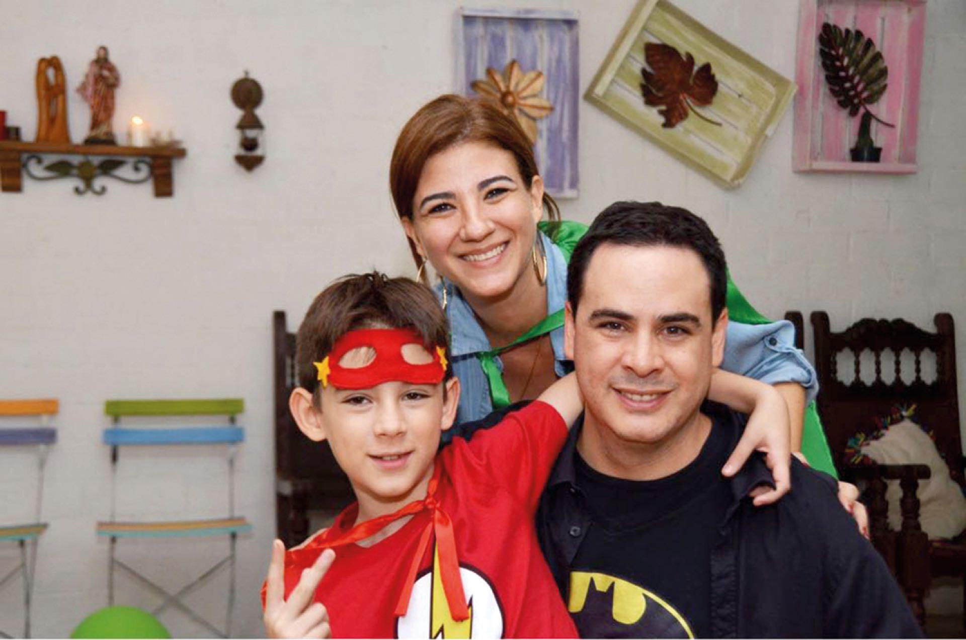 Hace seis meses que Federico y sus padres empezaron la fundación que lleva su nombre e intenta concientizar sobre los Trastornos del Espectro Autista.