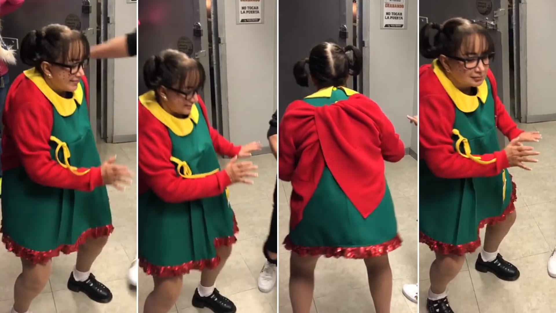 La Chilindrina aprendió a bailar reggaetón ¡a los 67 años! - Infobae