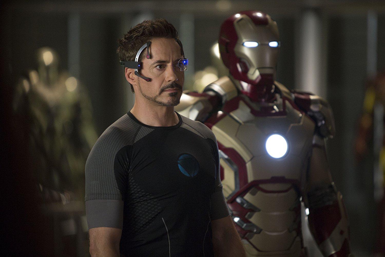 La única película de la trilogía de Iron Man en tener una recaudación de USD 1 billón en la taquilla