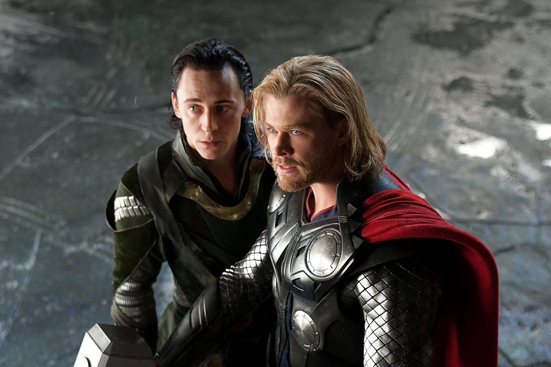 Originalmente Tom Hiddleston se presento para el casting del personaje de Thor