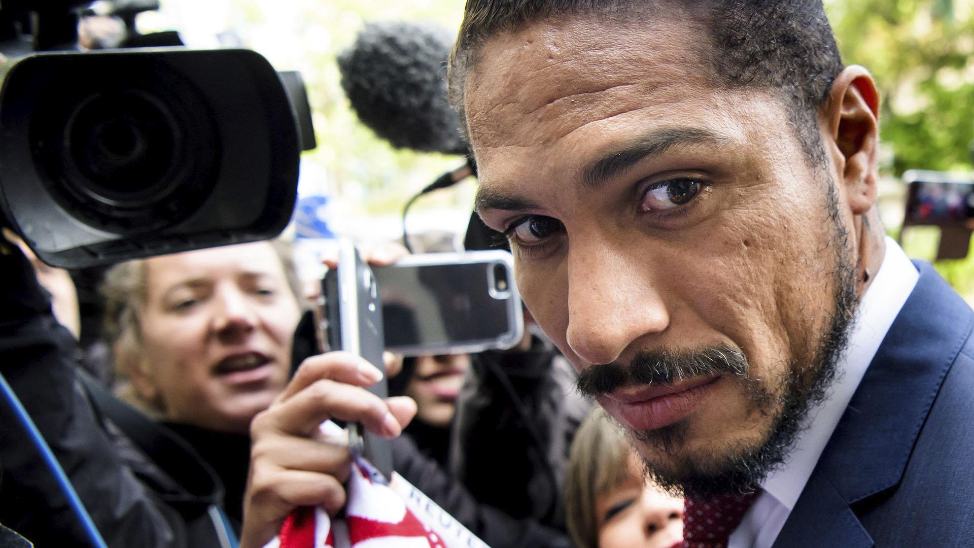 Guerrero fue suspendido por 14 meses y no jugará el Mundial (EFE)