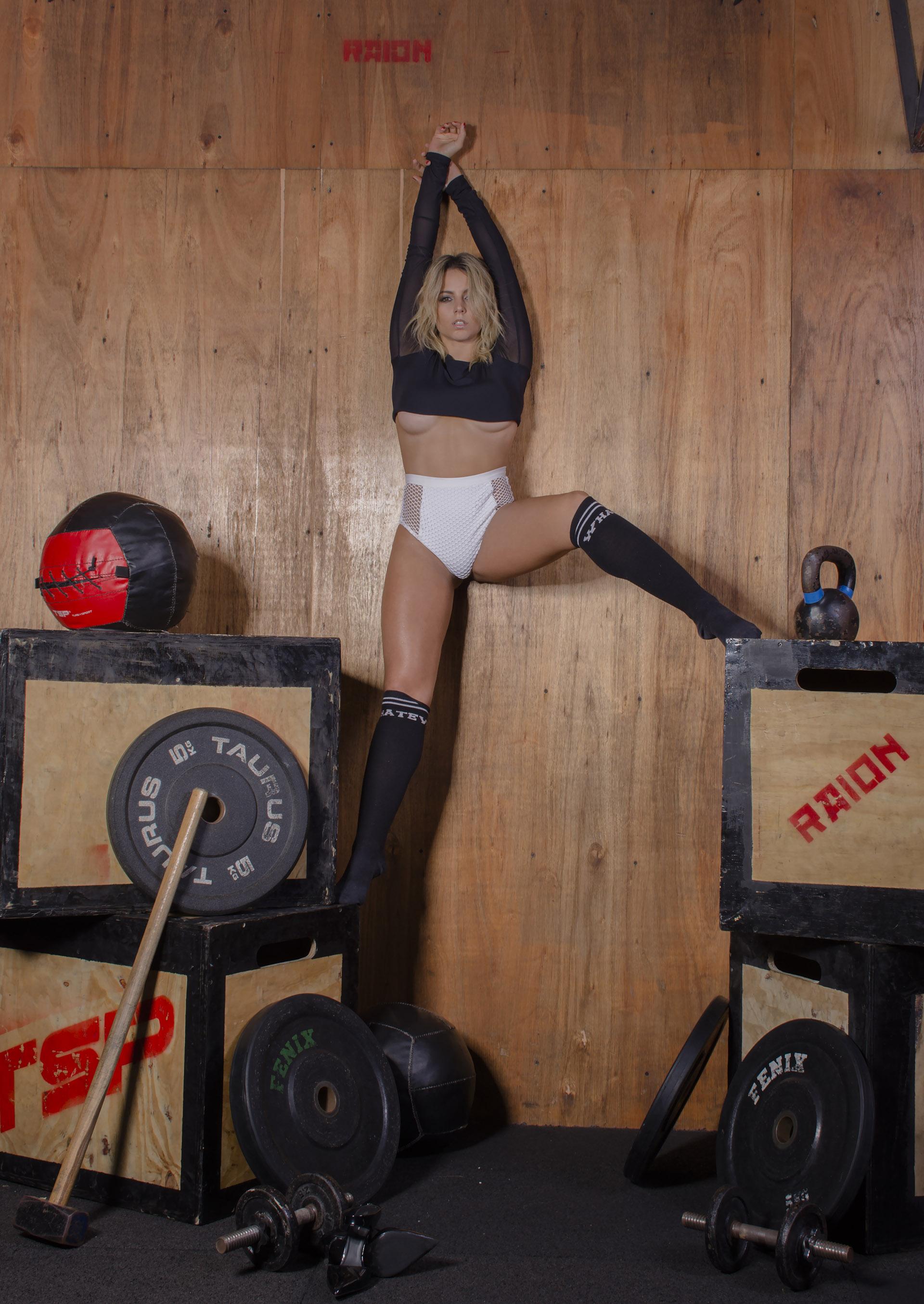 Flor Nigro sube la temperatura con su nueva producción de fotos