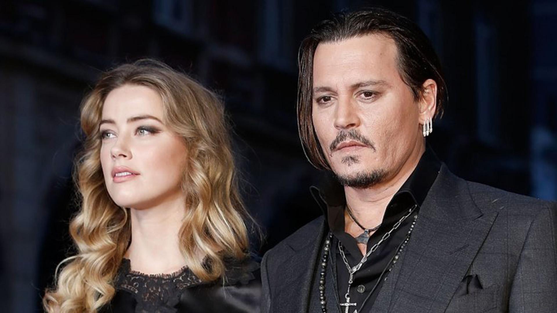 Amber Heard acusó a Johnny Depp de violencia doméstica (Foto: Archivo)