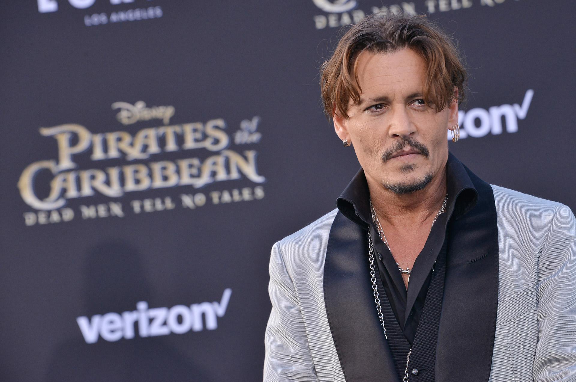 Algunos medios mencionaron a Johnny Depp entre los supuestos clientes de Fleiss (Grosby Group)