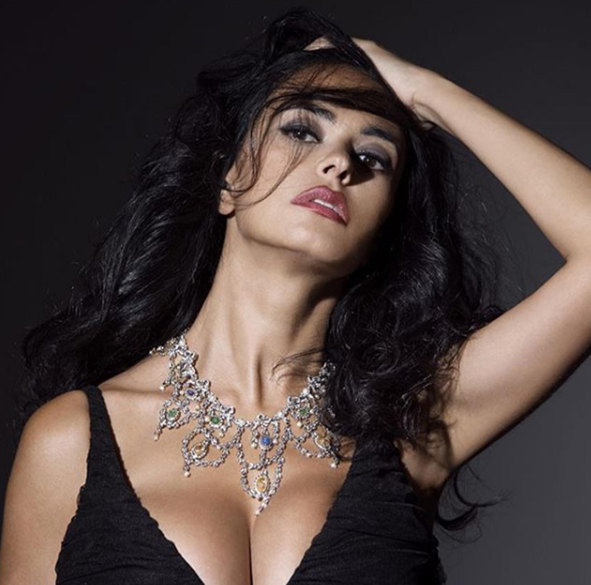 Nacida en Mesina (Sicilia), la actriz cumplirá medio siglo de vida el próximo 27 de julio