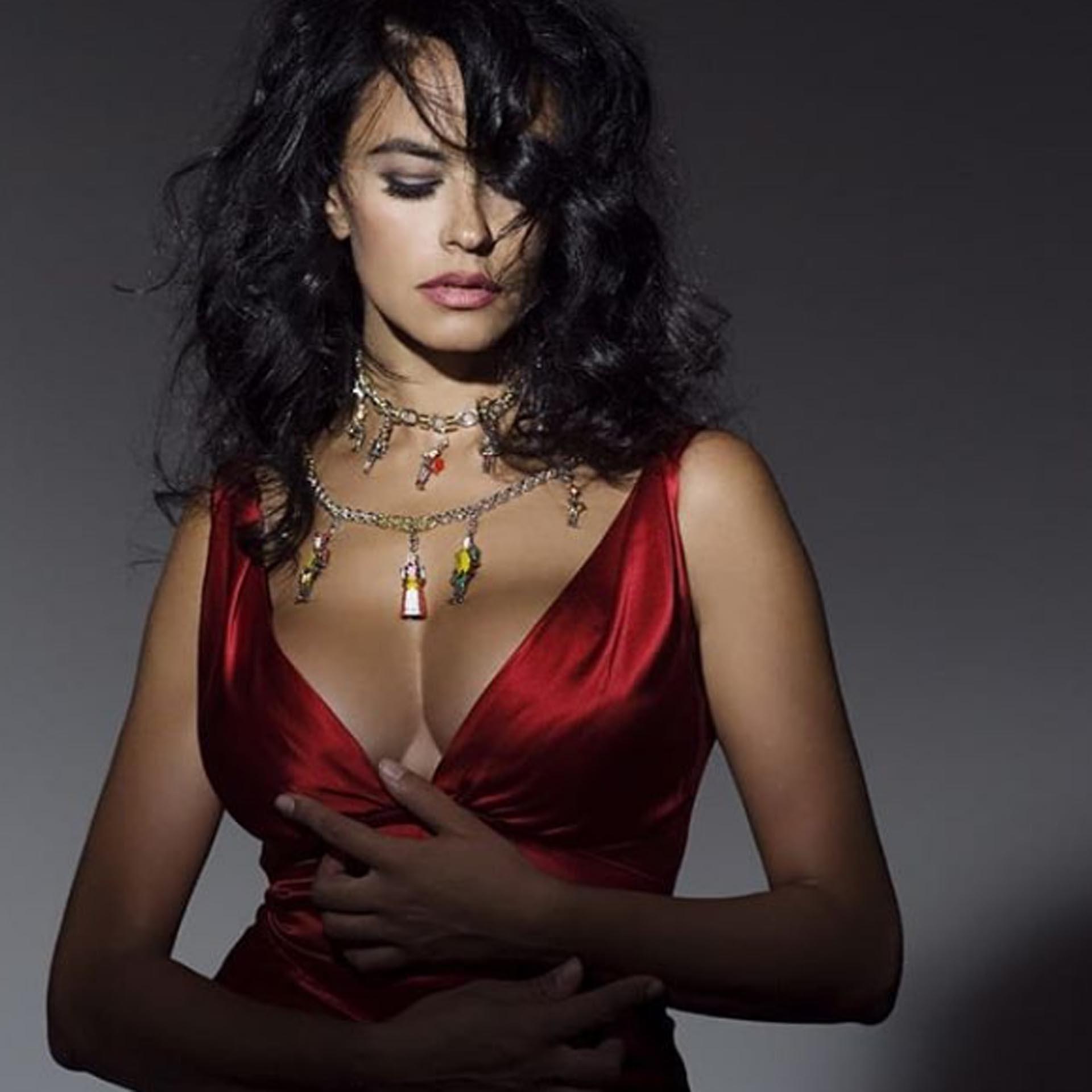 Comparada constantemente con la figura de Sofía Loren, también supo ser jurado del Festival Internacional de Cine de Mar del Plata, en el año '98