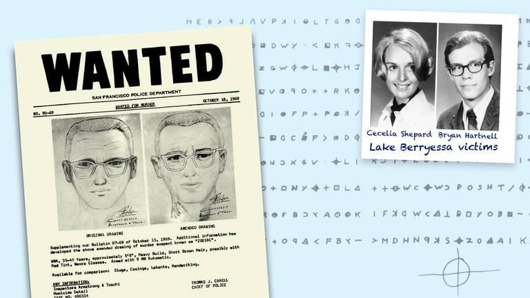 Shepard y Harnell, dos estudiantes, fueron atacados por el asesino del Zodiaco. Él sobrevivió, ella murió. (The Sacramento Bee)